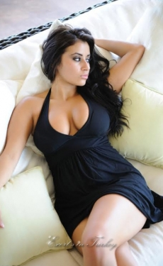 escort girl Bahar busty escort